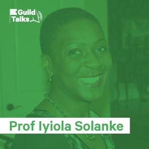Prof Iyiola Solanke