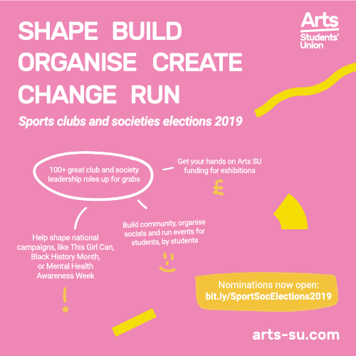 Sports Societies Elections
