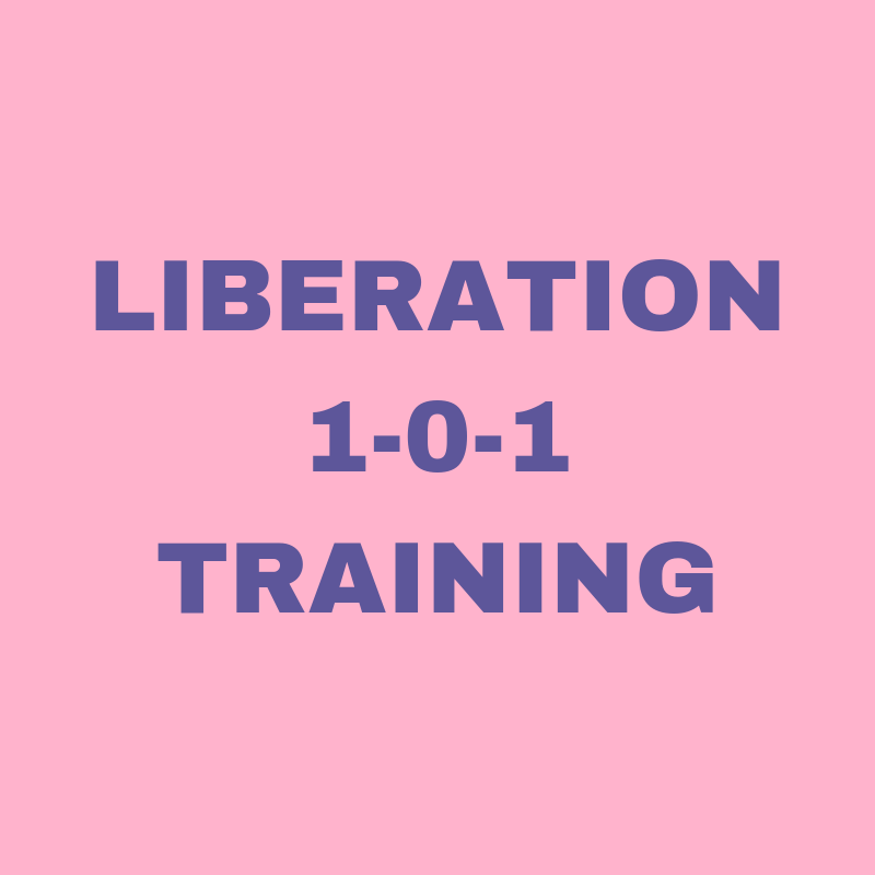 Liberation 1-0-1 training