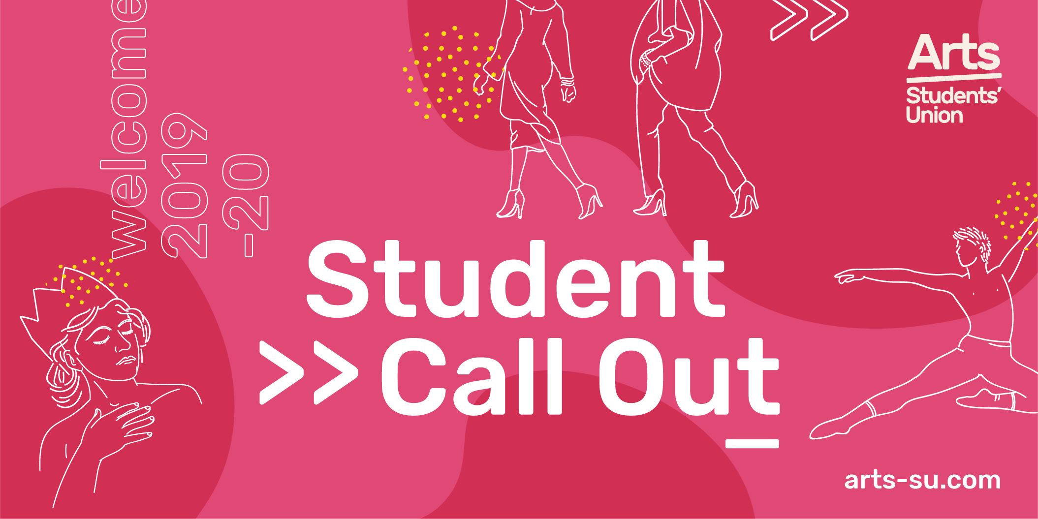 Freshers Student Call Out @ Students' Union University of