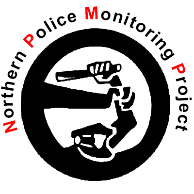 Northern Police Monitoring Project's logo