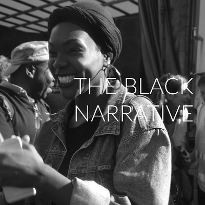 Black Narrative logo