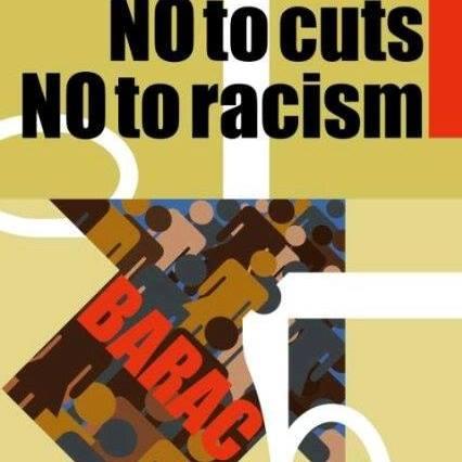 Black Activists Rising Against Cuts's logo