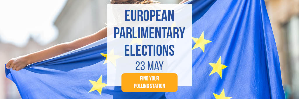 EU Parlimentary Elections - vote today