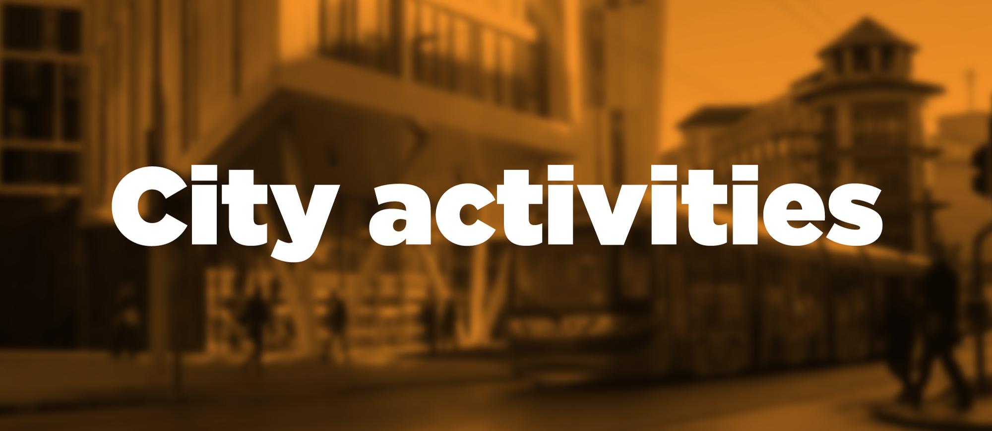 City Activities
