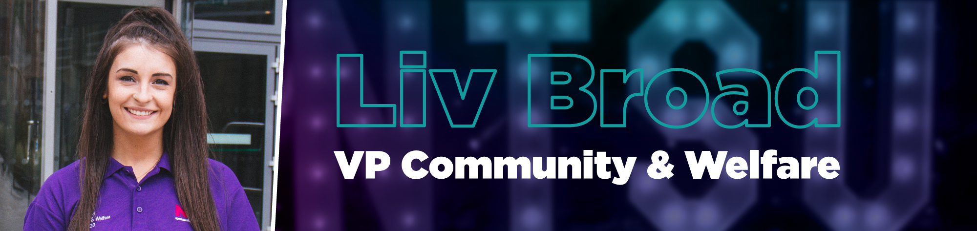 Liv Broad - VP Community
