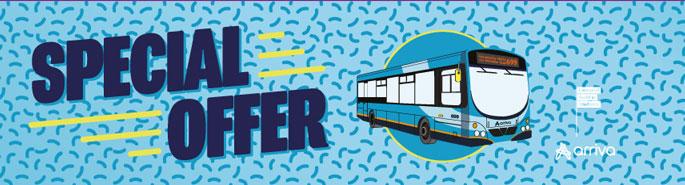 arriva bus pass