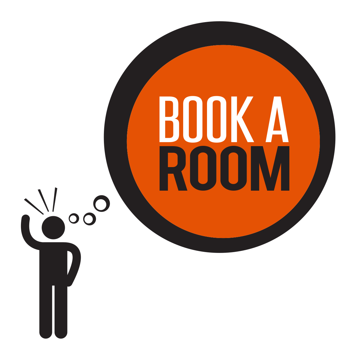 Web Button: Book A Room