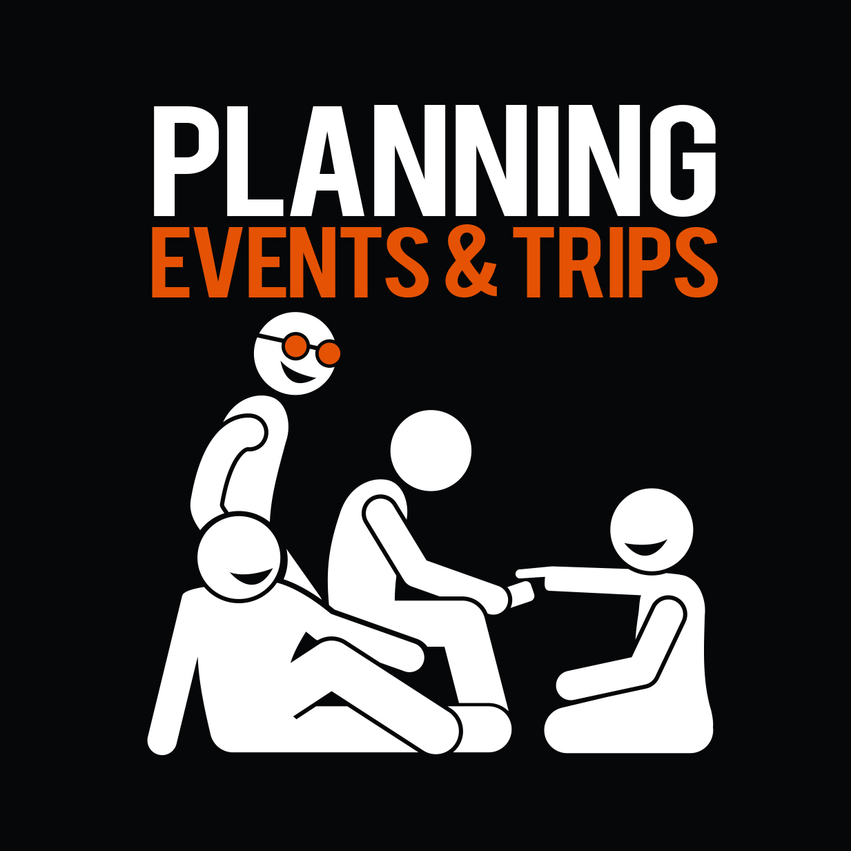 Web Button: Planning Events and Trips