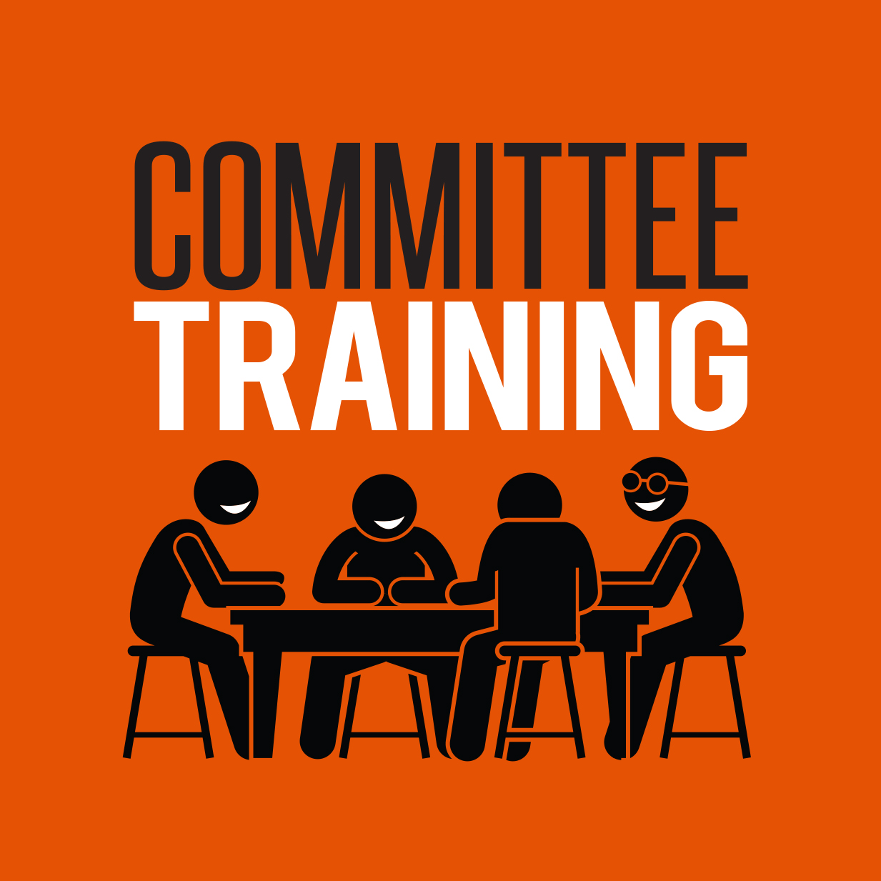Web Button: Committee Training