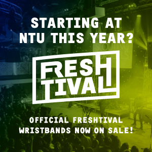 Starting at NTU this year? Freshtival - Official Freshtival Wristbands now on sale!