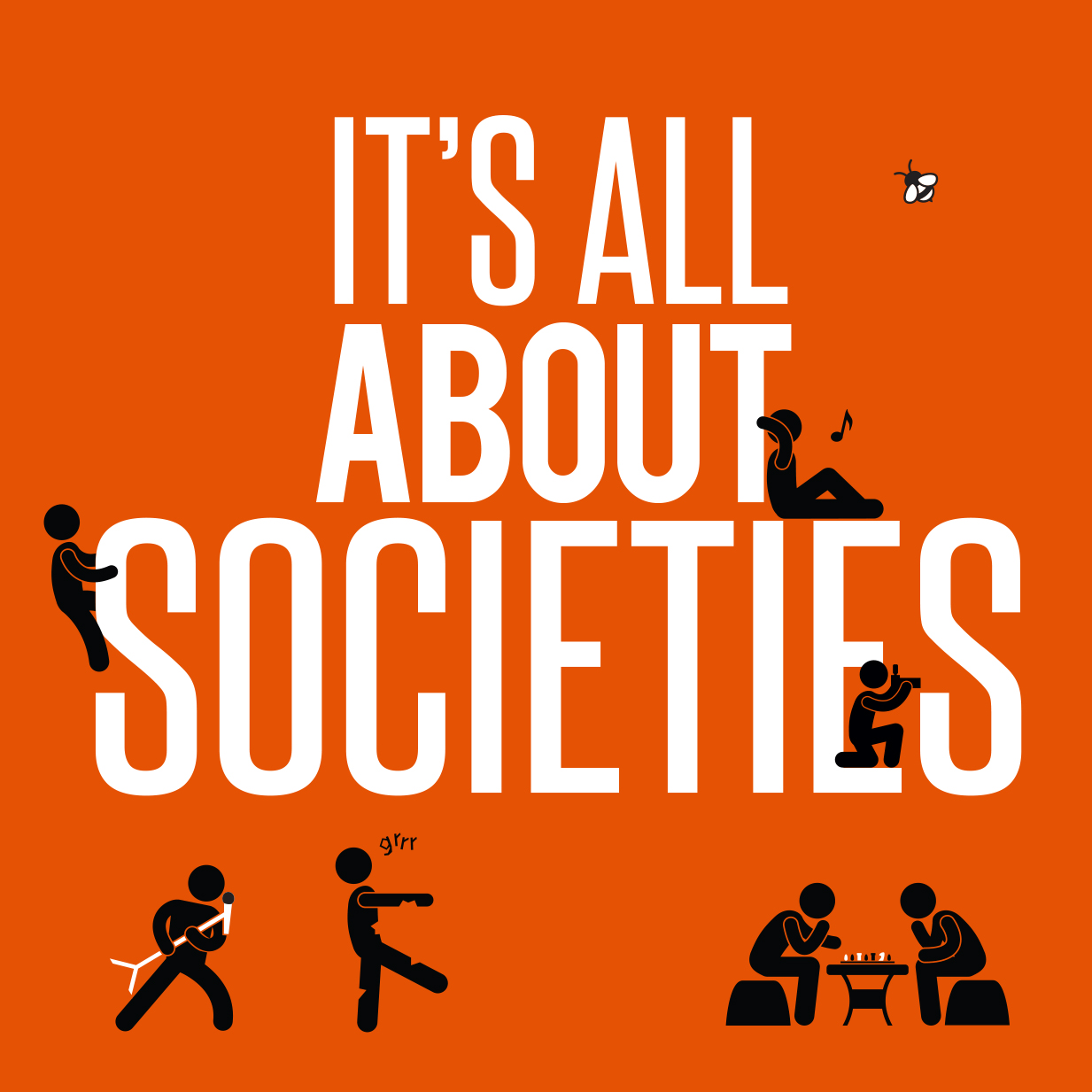 Web Button: It's all about societies