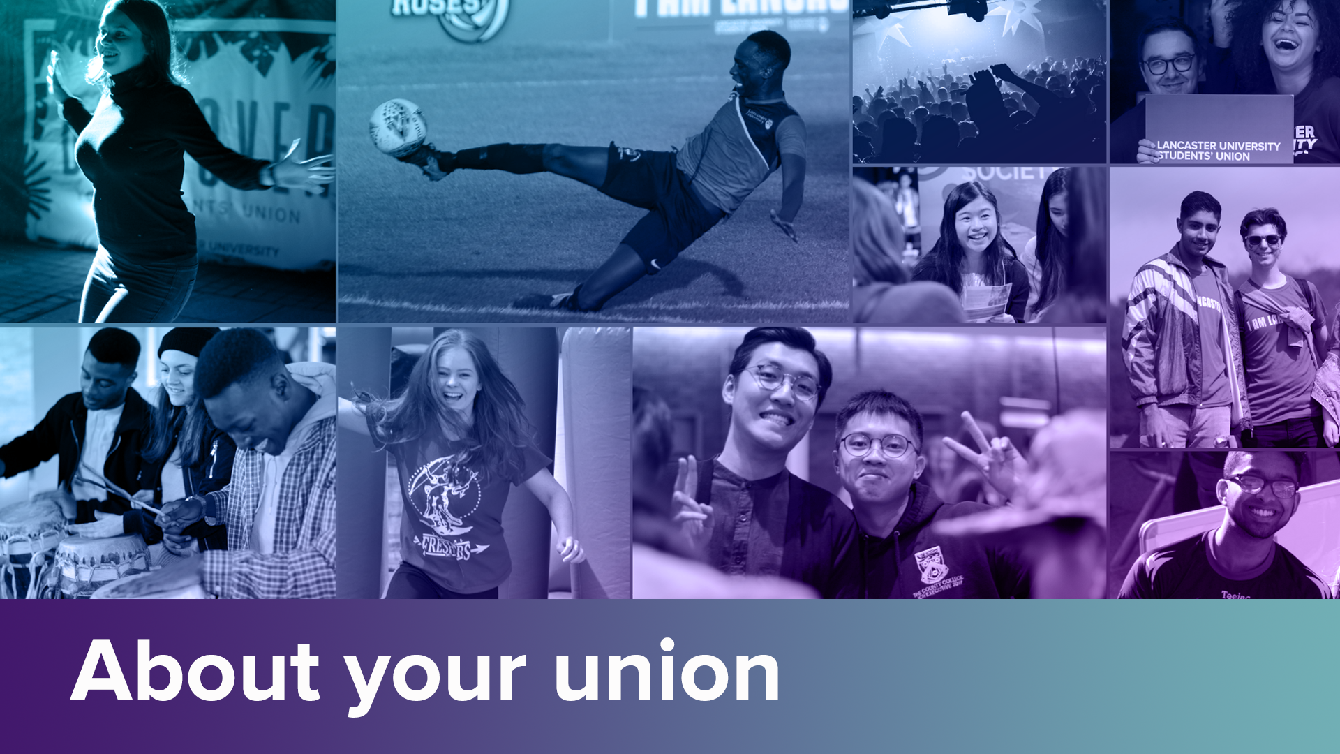 Find out more about your union