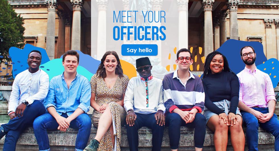 Meet Your Bristol SU Officers 2019