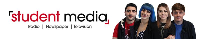 mdx student media team banner