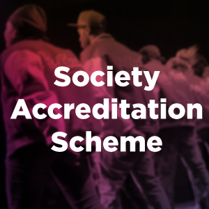 Society Accreditation Scheme