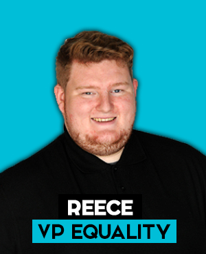 Reece - VP Equality