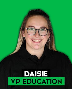 Daisie - VP Education