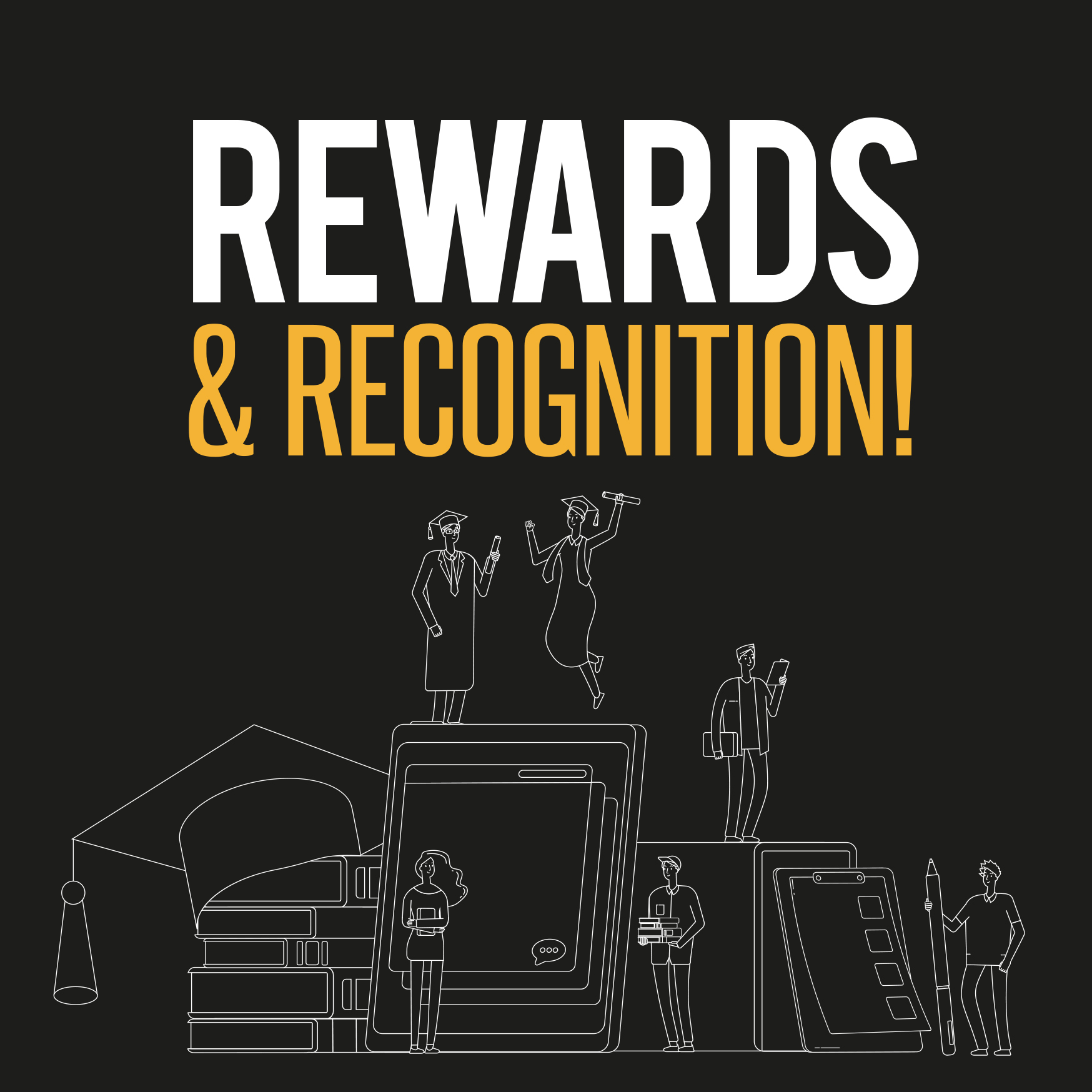 Web Button: Rewards and Recognition!