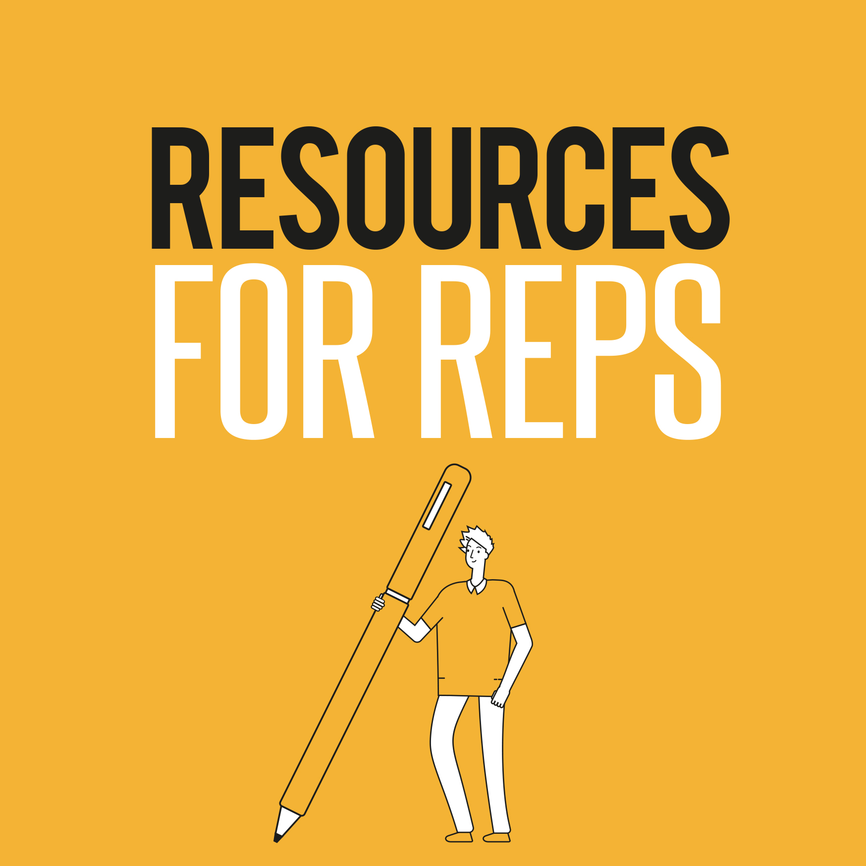 Web Button: Resources For Reps
