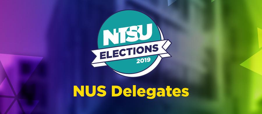 NUS Delegates 2019