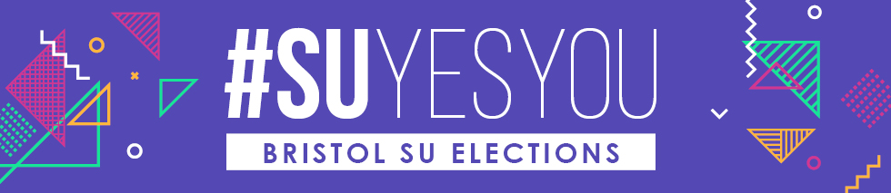 #SUYESYOU banner advertising elections 2018