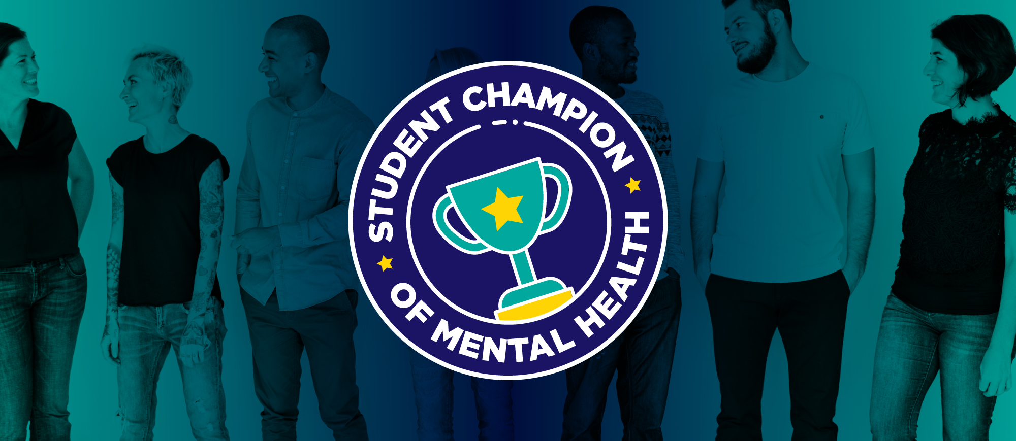Student champion of mental health