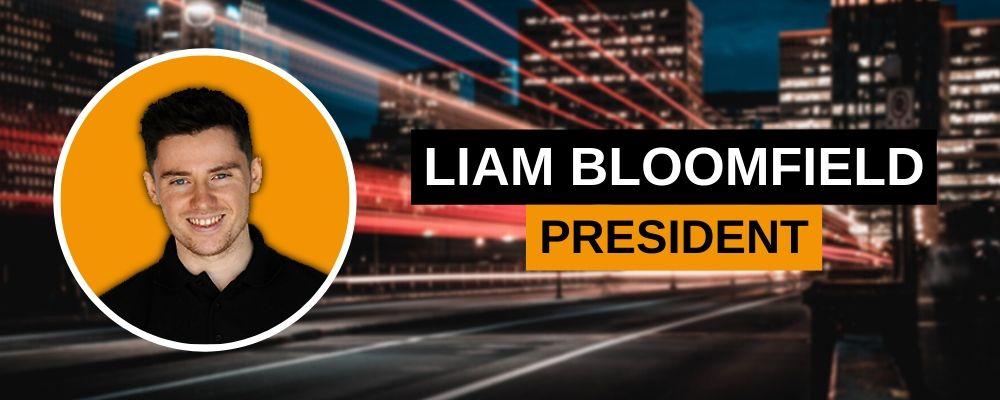 Liam - President