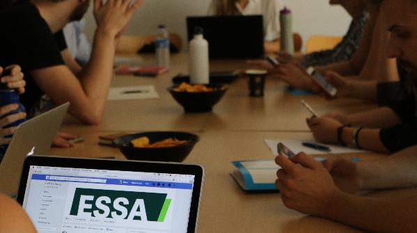 ESSA student auditors working