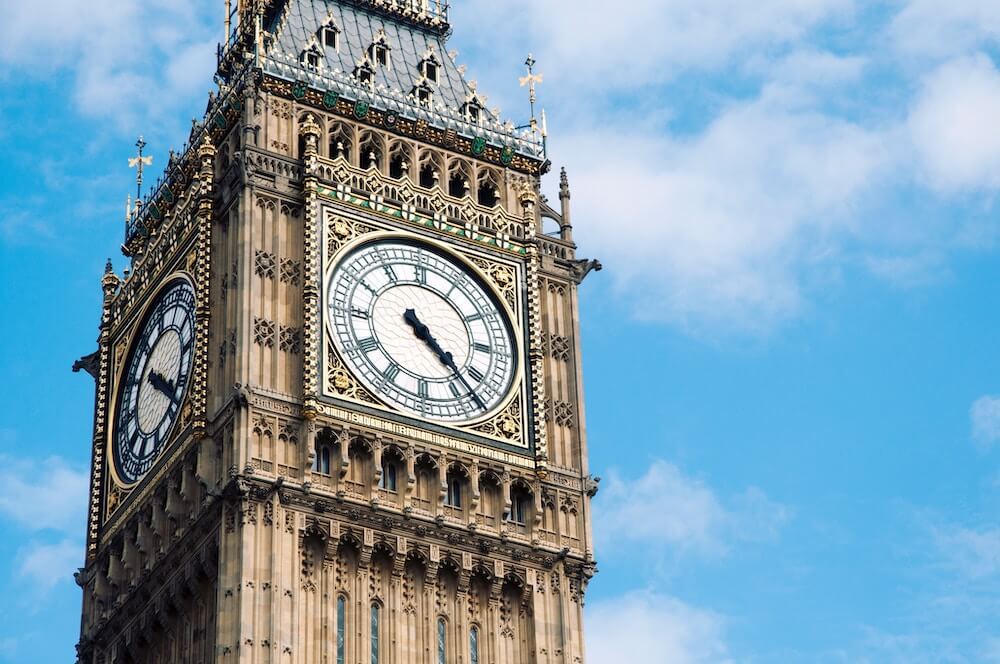 Elizabeth Tower, commonly known as Big Ben