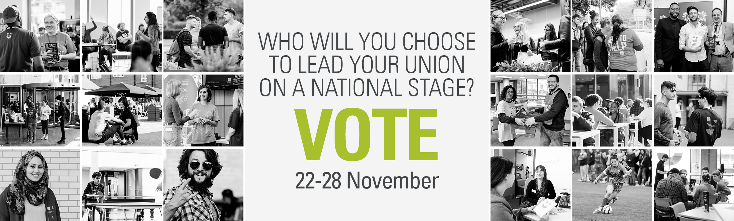 NUS elections vote page banner