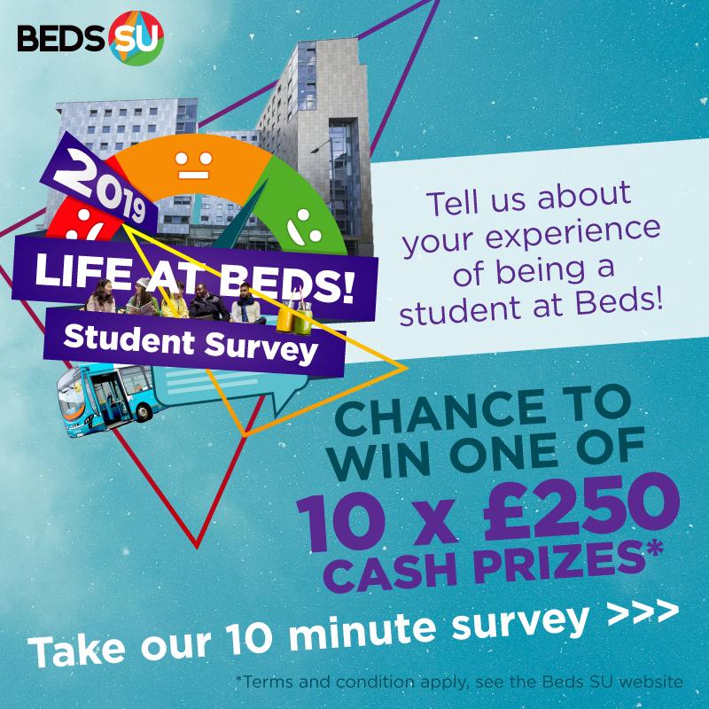 Life at Beds Survey
