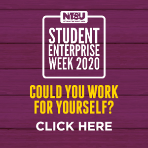 Student Enterprise Week 2020 - Could you work for yourself?