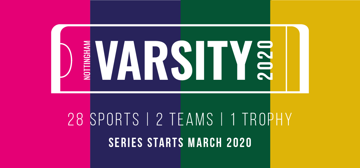 Varsity 2020 28 Sports 2 teams 1 trophy, Series Starts March 2020