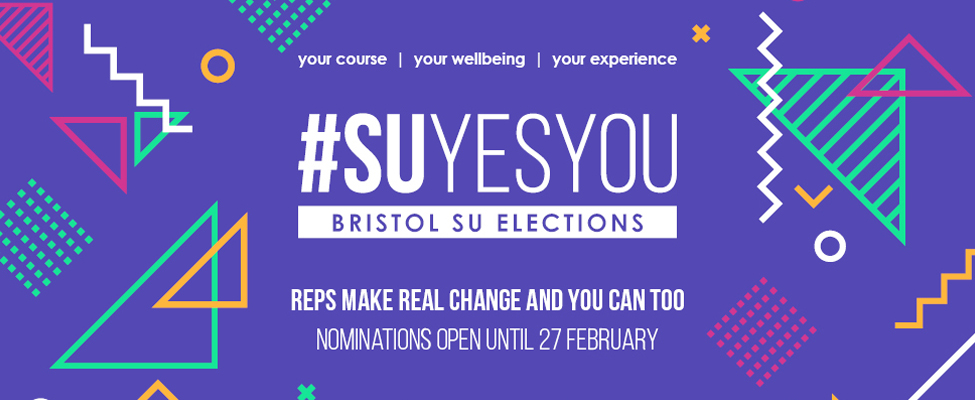 nominate yourself in the 2020 Bristol SU elections