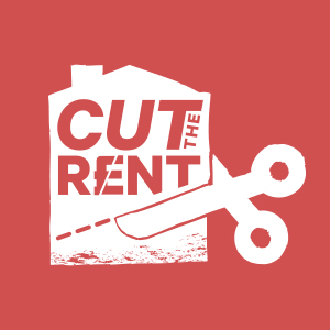 Cut the rent –