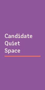 candidate quiet space