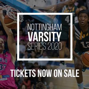 Nottingham Varsity Series 2020 Tickets now on sale