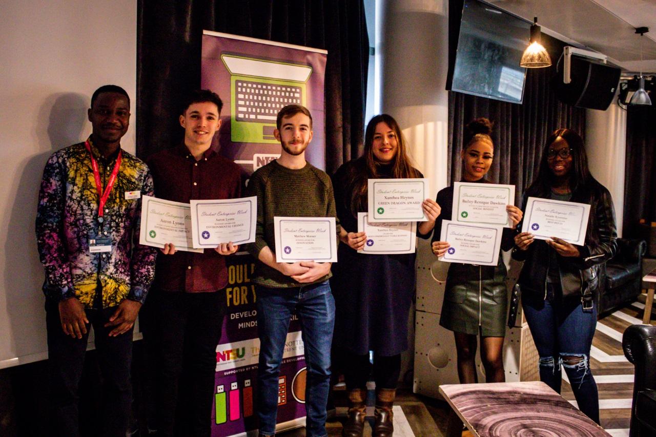 Enterprise Week winners 2020