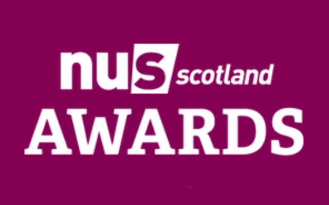 NUS Scotland Awards