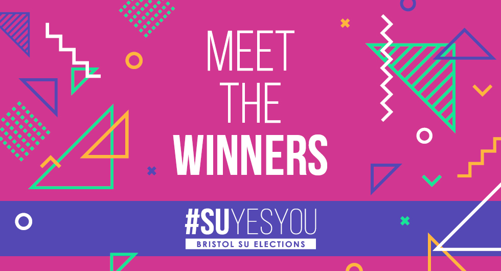 Bristol SU Elections Meet the Winners