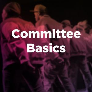Committee Basics