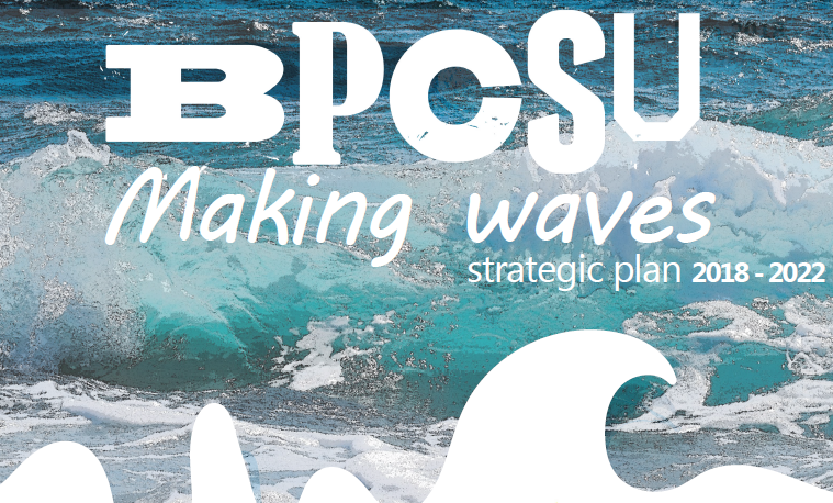 BPCSU Making Waves