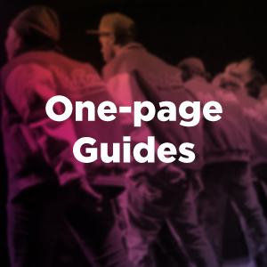one-page guides