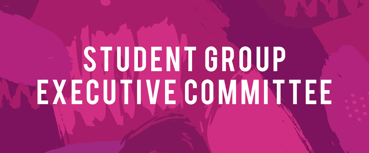 Student Group Executive Committee
