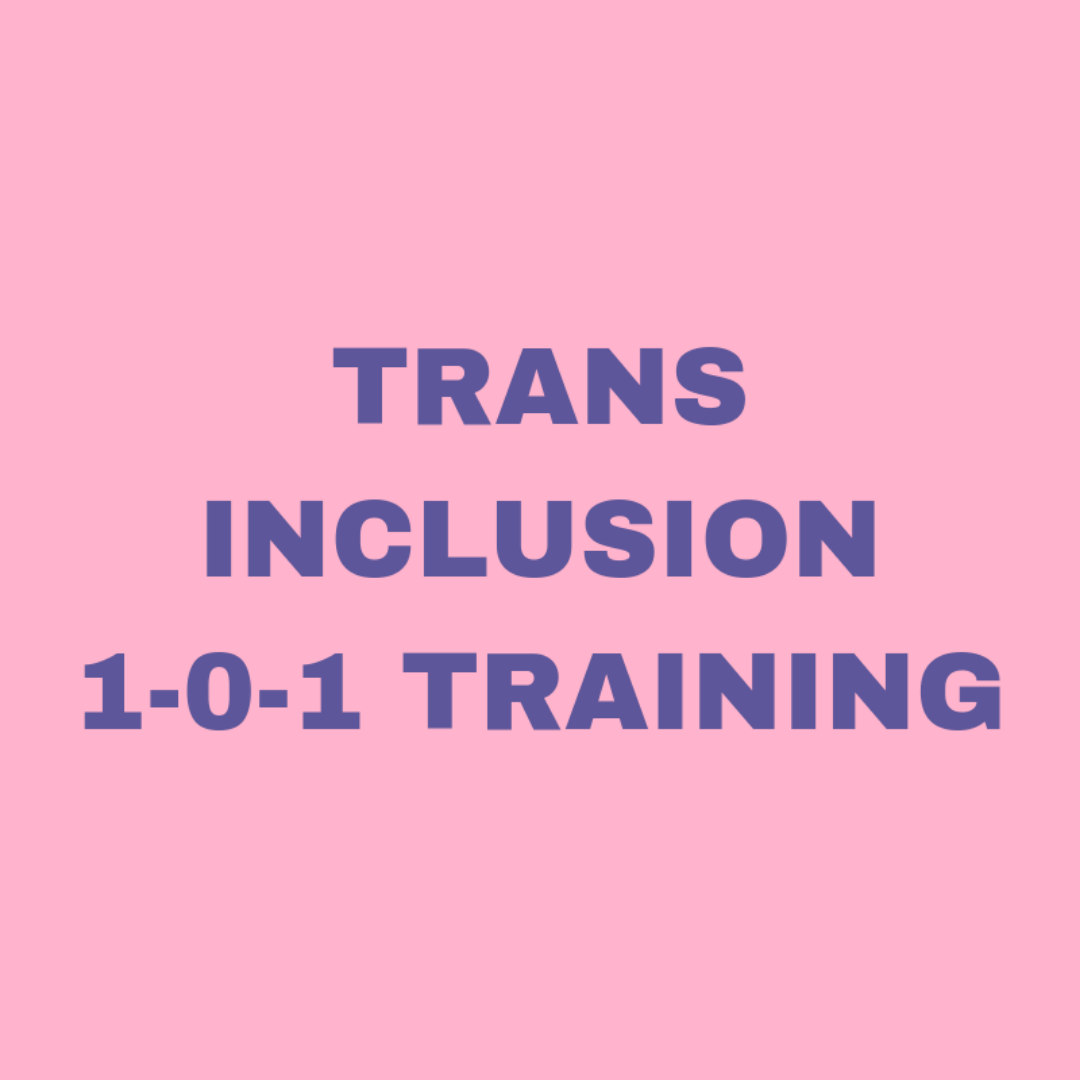 Trans Inclusion Training