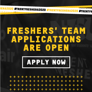 Freshers Team Applications are open apply now