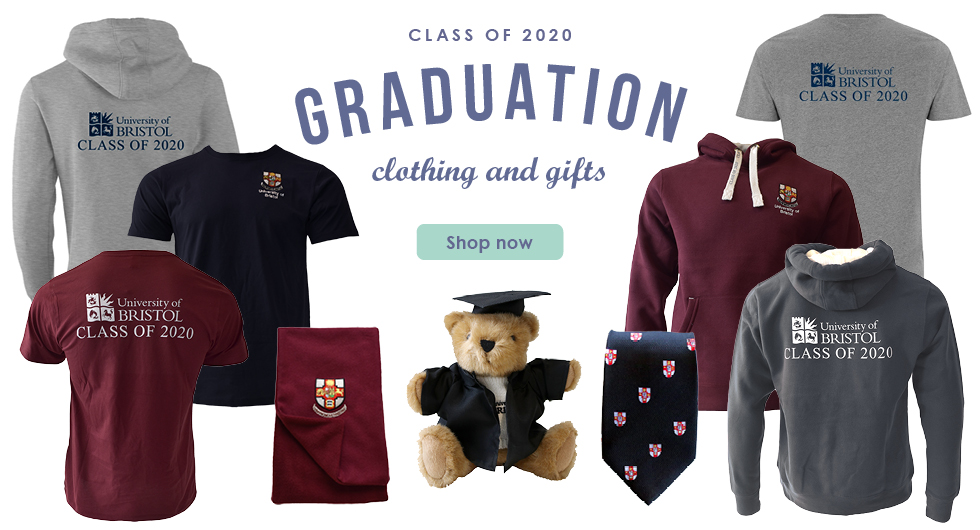 Graduation Clothing and Gifts. Shop Now.