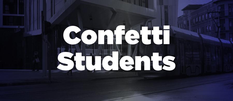 Confetti Students
