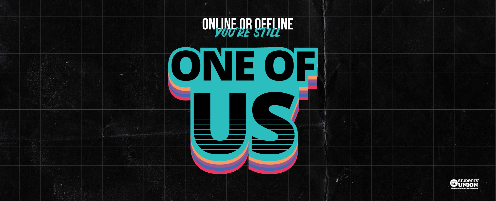 One Of Us Web Banner